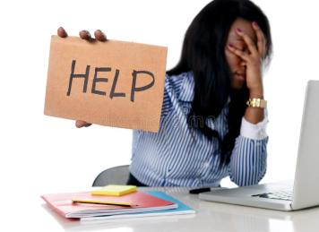black-african-american-ethnicity-frustrated-woman-working-stress-office-tired-as-secretary-work-desk-computer-50612290